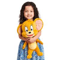Tom & Jerry Jumbo Jerry Soft Toy