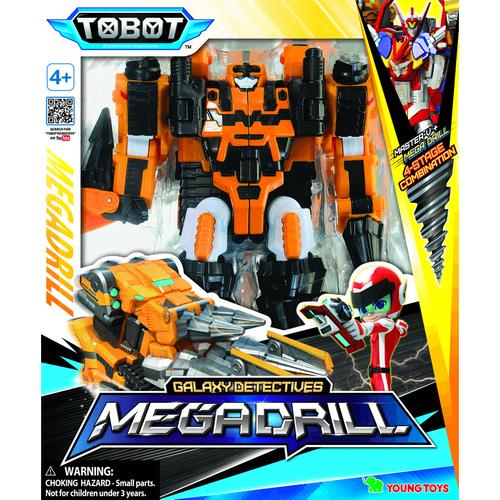 Tobot GD Mega Drill