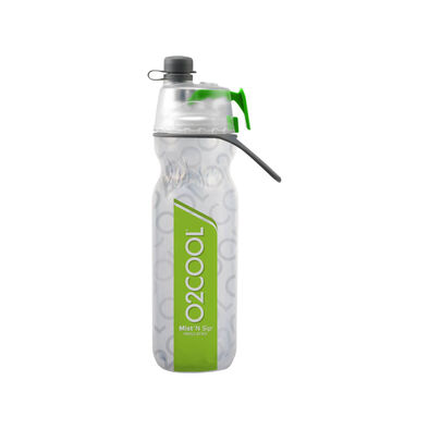 O2Cool Arcticsqueeze Insulated 20oz With Lock Green