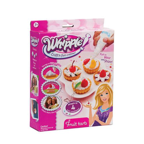 Whipple Fruit Tarts Set