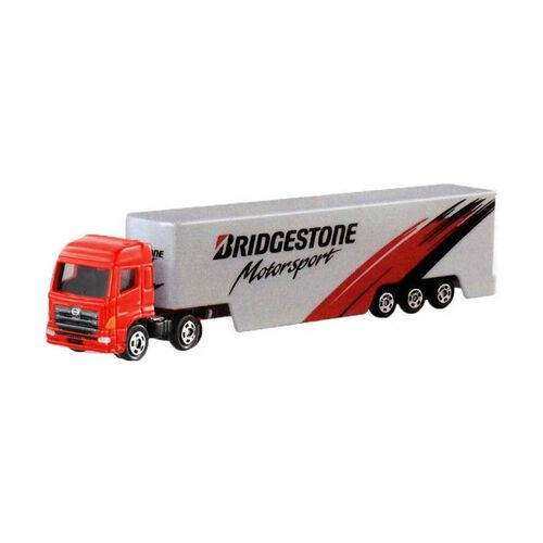 Tomica Bridgestone Motorsport Transporter