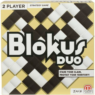 Blokus Duo Refresh