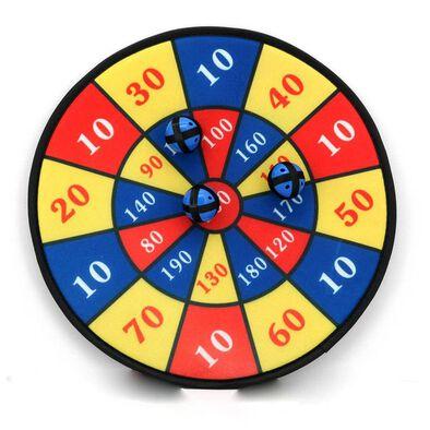 Stats Safety Target Dartboard