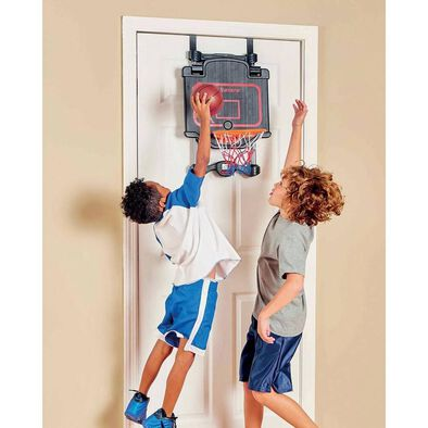 Stats Over- The-Door Adjustable Basketball-Boxing Combo