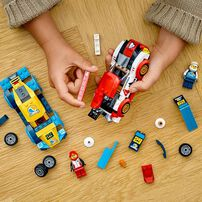 LEGO City Racing Cars 60256