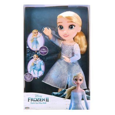 Disney Frozen 2 Dark Sea Elsa Doll
