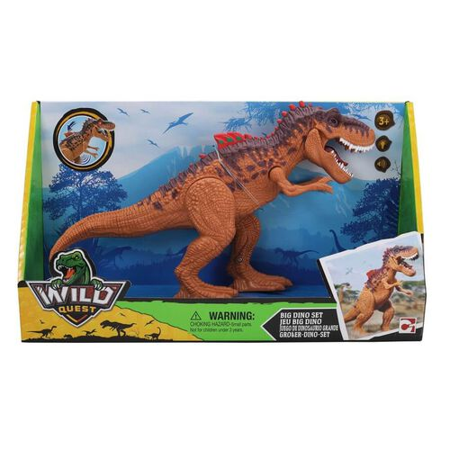 Wild Quest Big Dino Set