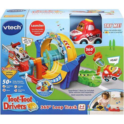 Vtech Toot Toot 360 Loop Track