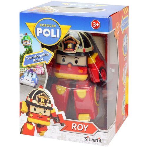 Robocar Poli Transforming Robot Roy