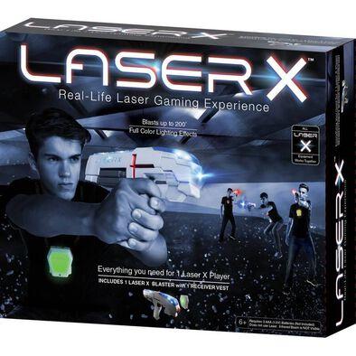 Laser X Single Set