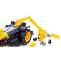 Mega Bloks Caterpillar 3-in-1 Excavator Ride-On