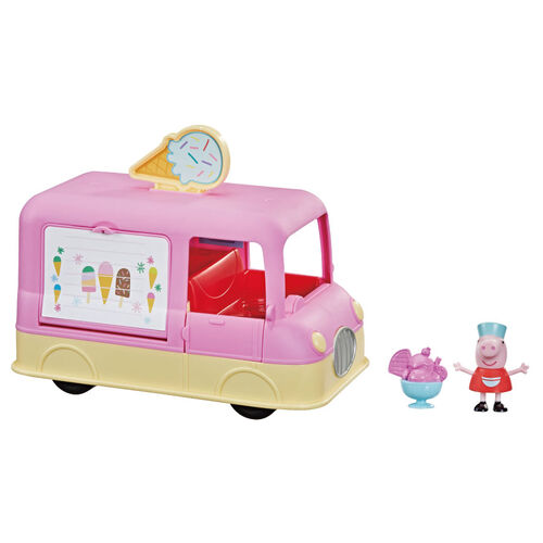Peppa Pig  Ice Cream Truck
