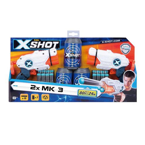 X-Shot Barrel Breaker TK-3 Double Pack