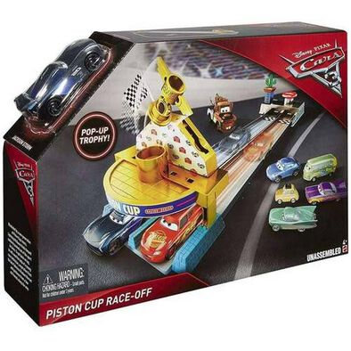 Disney Pixar Cars Racing Track Set - Assorted