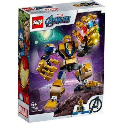 LEGO Marvel Avengers Movie 4 Thanos Mech 76141