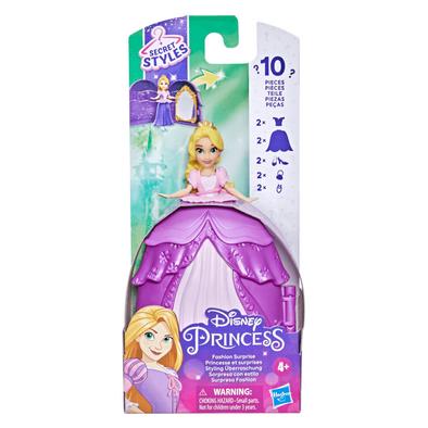Disney Princess Secret Styles Fashion Surprise Rapunzel