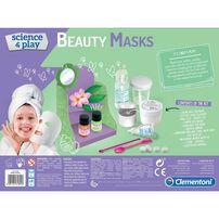 Clementoni Science & Play Beauty Masks