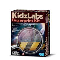 4M KidzLabs Detective Science Finger print kit