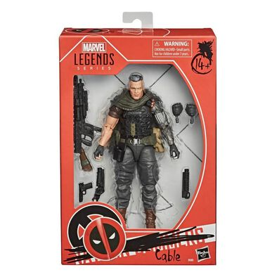 Marvel Legends Series X-Men Cable