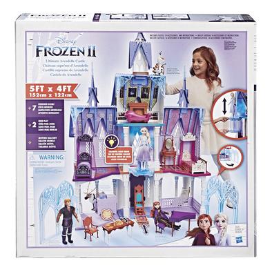 Disney Frozen 2 Ultimate Arendelle Castle