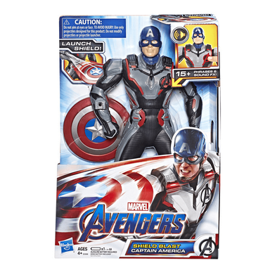 Marvel Avengers Shield Blast Captain America
