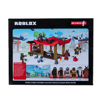 Roblox Deluxe Playset Ninja Legends W10