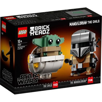 LEGO Star Wars The Mandalorian & The Child 75317