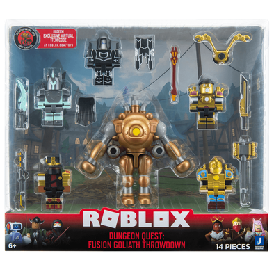 Roblox Dungeon Quest Fusion