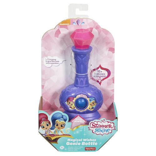 Shimmer and Shine Magic Wishes Genie Bottle