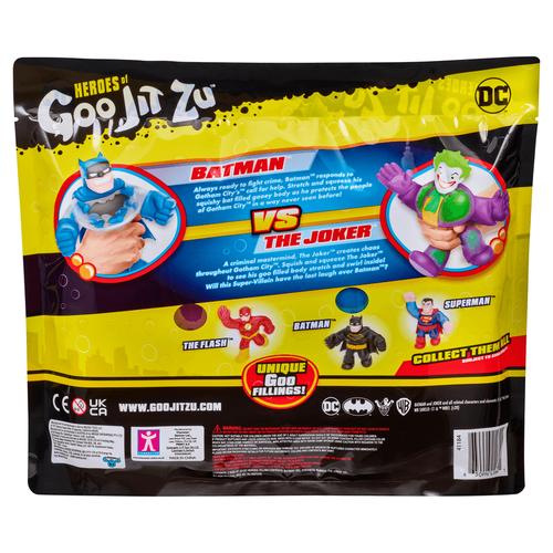 Goo Jit Zu Dc S1 Batman vs. Joker Pack - Assorted