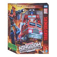 Transformers Generations War For Cybertron: Kingdom Leader WFC-K11 Optimus Prime
