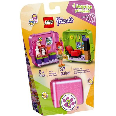 LEGO Friends Mia's Shopping Play Cube 41408