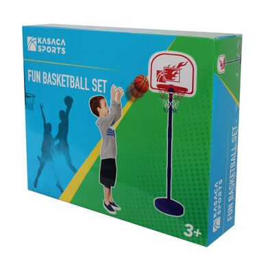 Kasaca Fun Basketball Set