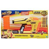 NERF 50th Anniversary Magstrike N-Strike Air-Powered Toy Blaster