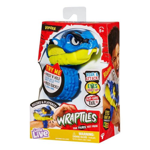 Little Live Pets Wraptiles - Assorted