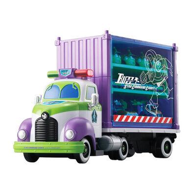 Tomica Disney Motors Planet Carry Buzz Lightyear