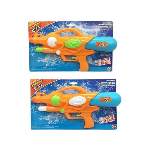 Sizzlin' Cool Undertow Water Blaster Assorted