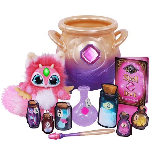 Magic Mixies Pink Cauldron