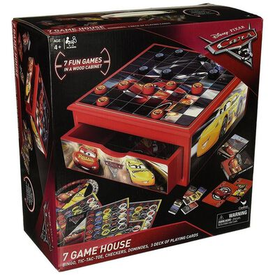 Disney Pixar Cars 3 Game House