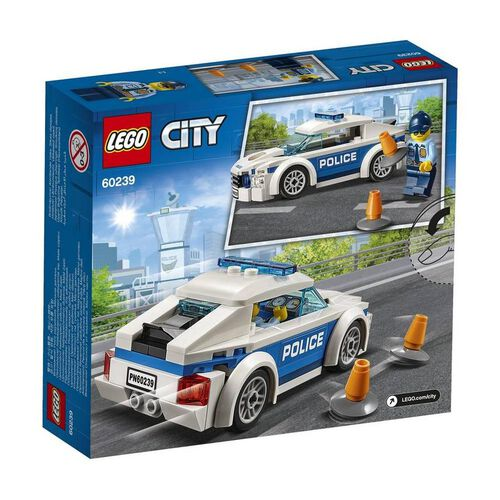 LEGO City Police Patrol Car 60239