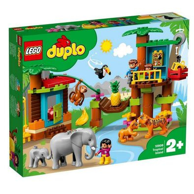 LEGO Duplo Wild Jungle 10906