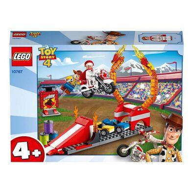 LEGO Toy Story Duke Caboom's Stunt Show 10767