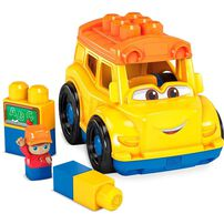 Mega Bloks First Builders Sonny School Bus