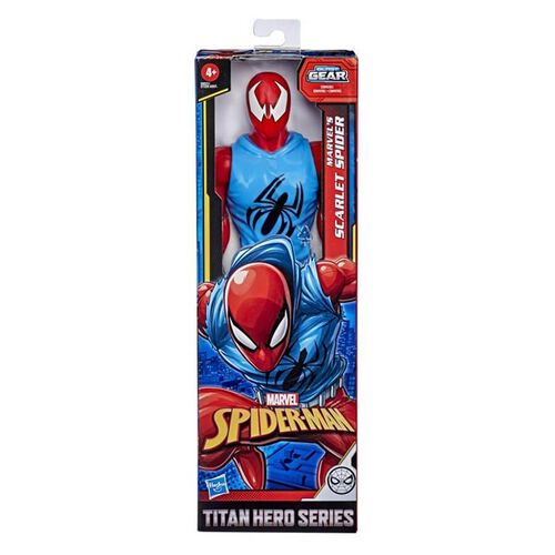 Marvel Spider-Man Titan Hero Series Blast Gear Figure - Assorted