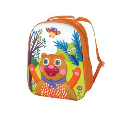 Oops On The Go Collection Happy Backpack! Bear