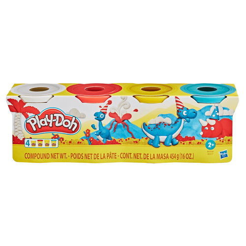 Play-Doh 4 Pack