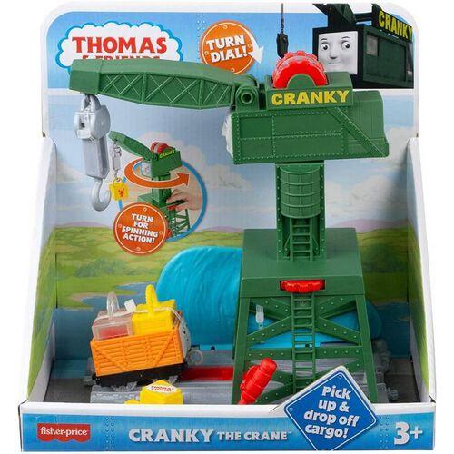 Thomas & Friends Cranky The Crane