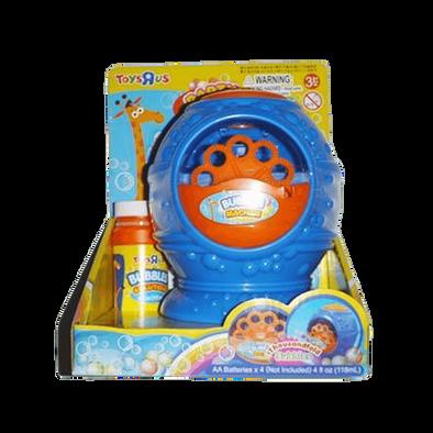 Geoffrey Party Bubble Machine