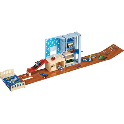 Ts Tomica System-Toy Story Andy'S Room Set