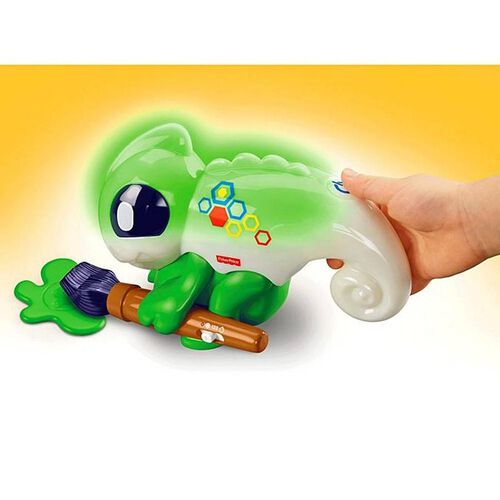 Fisher-Price Think and Learn Smart Scan Color Chameleon